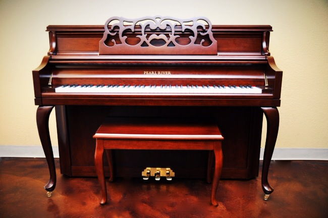 Phoenix Piano Movers Contact Us form.