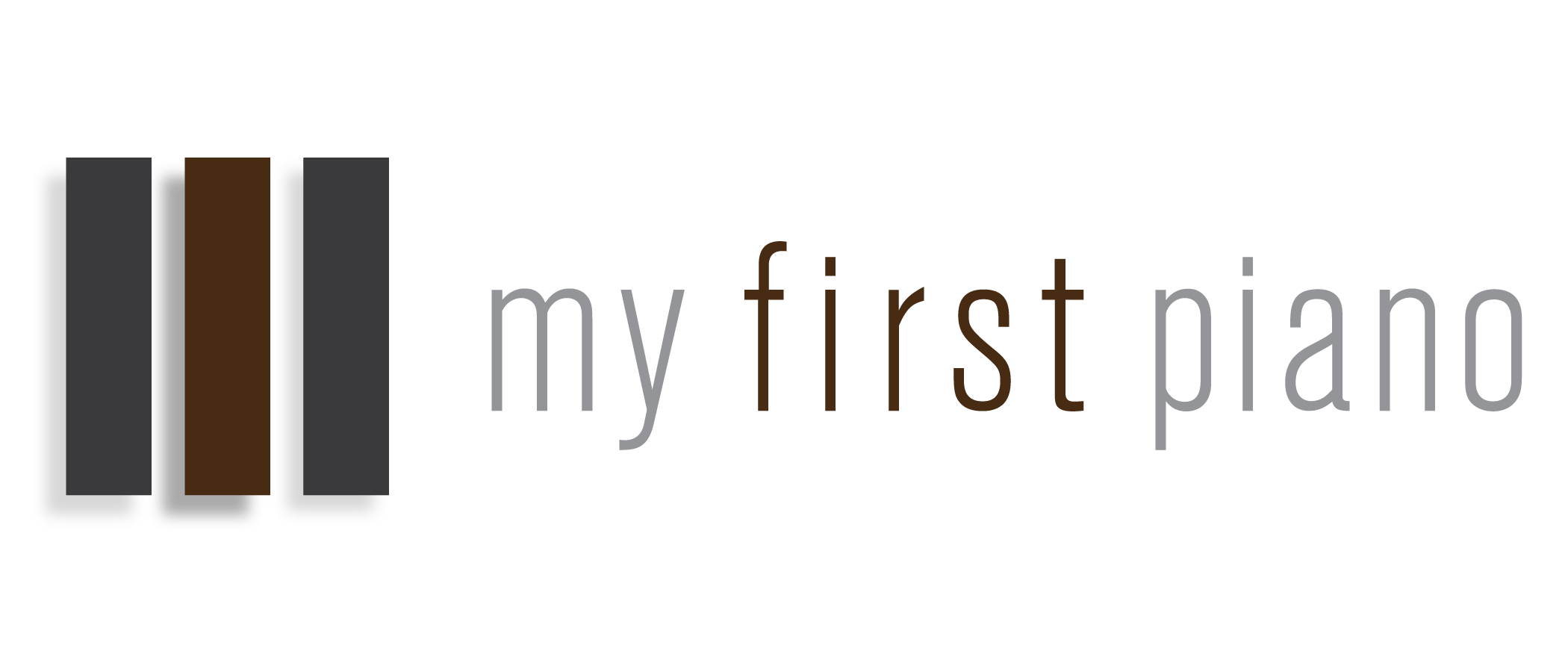 my first piano logo
