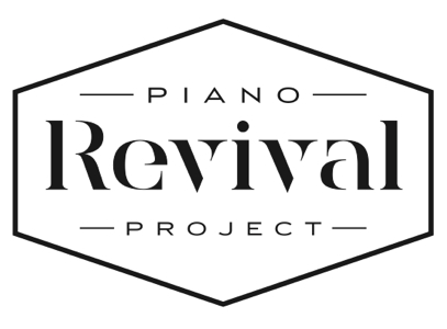 piano revival project logo